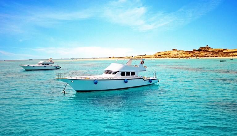 Sharm el-Sheikh - Glasbodenbootausflug