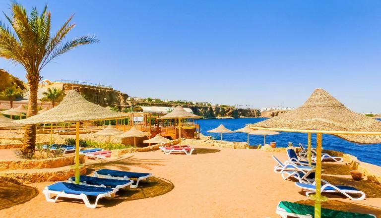 Sharm el-Sheikh - Insel Tiran