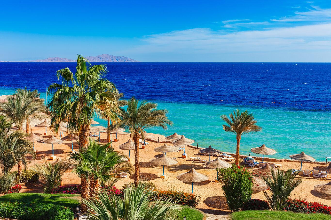 Sharm el-Sheikh - Naama Bay