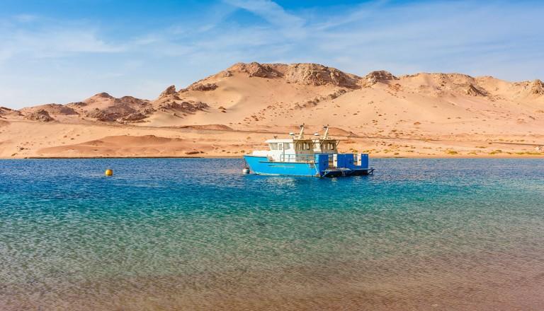Sharm el-Sheikh - Ras-Mohammed-Nationalpark