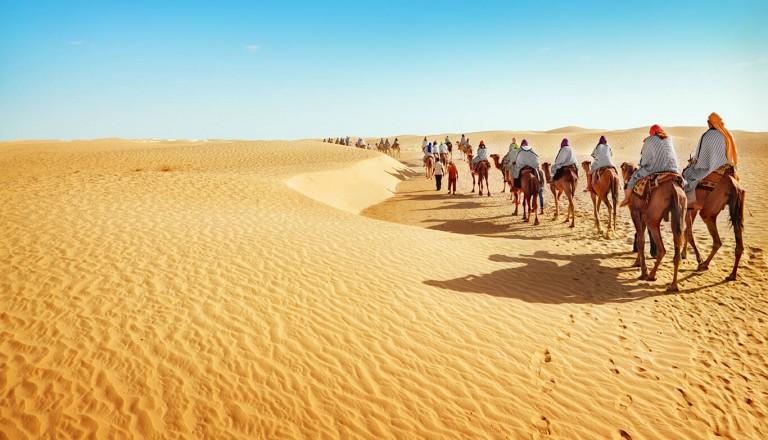 Sharm el-Sheikh - Wuesten Tour