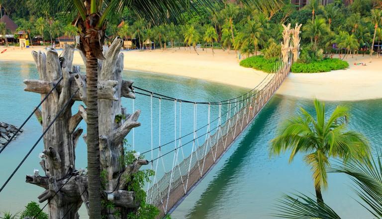 Singapur - Palawan Beach