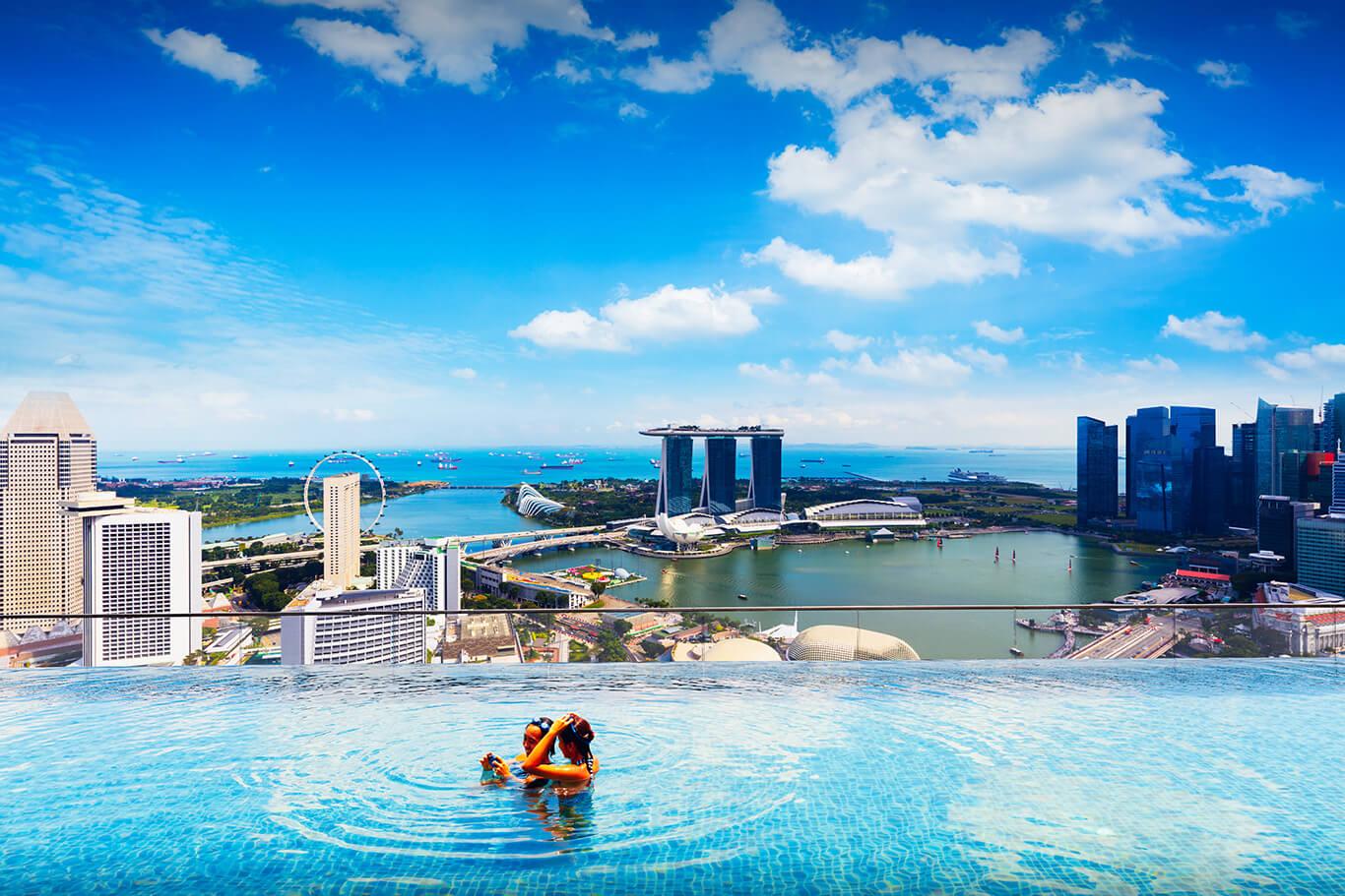 Singapur - Pauschalreise