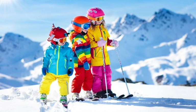Skiurlaub - Oesterreich - Anfaenger
