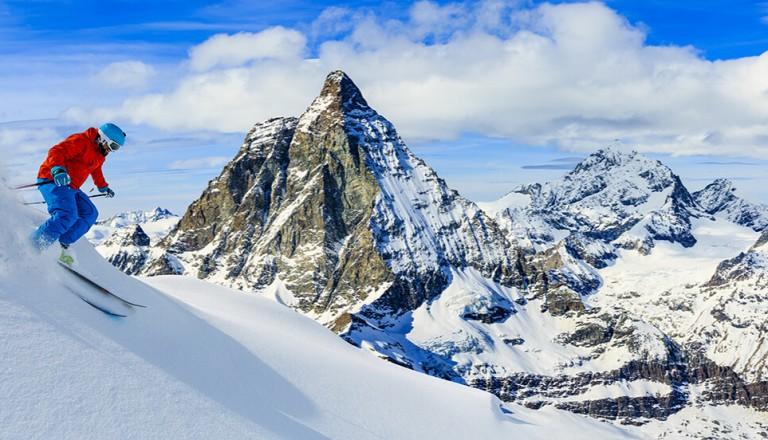 Skiurlaub - Schweiz