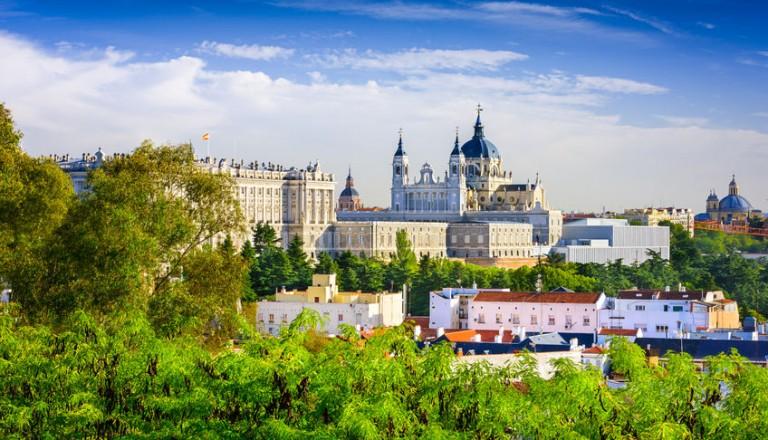 Spanien - Madrid