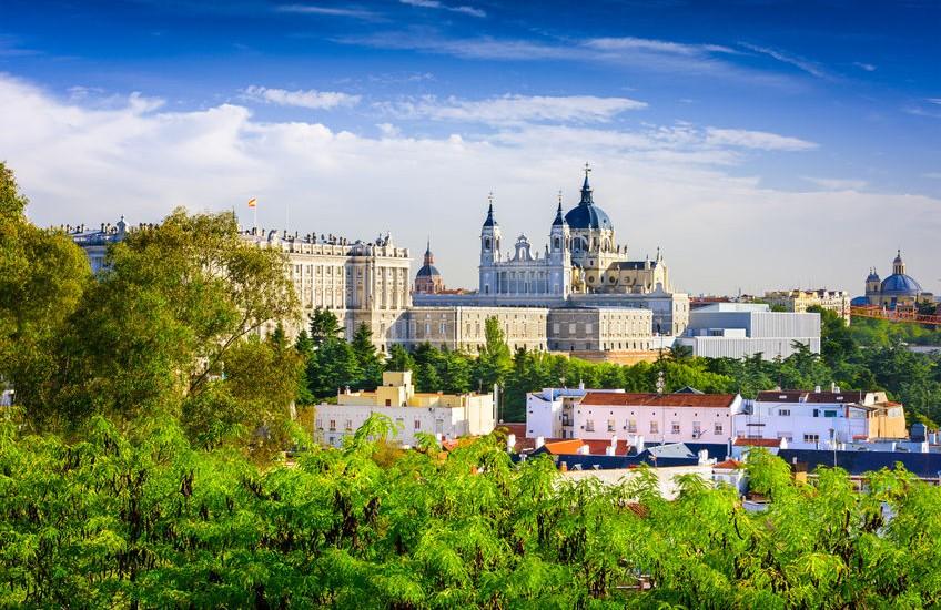 Spanien -