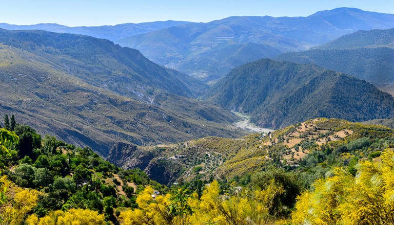 Spanien - Nationalpark Sierra Nevada