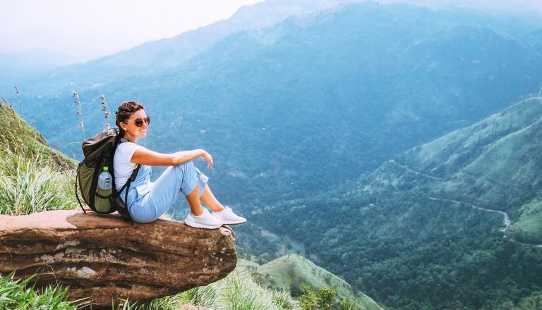 Sri-lanka - Little Adams Peak