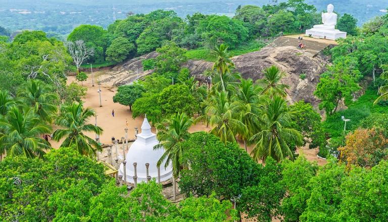 Sri-lanka - Mihintale