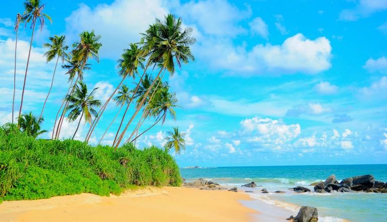 Sri-lanka - Mirissa Beach
