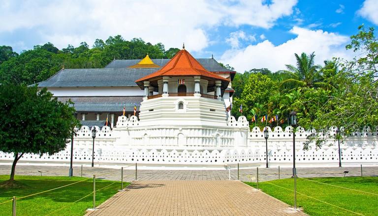 Sri-lanka - Sri Dalada Maligawa