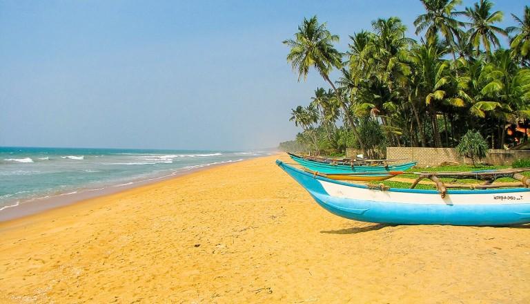 Sri-lanka - Waikkal Beach