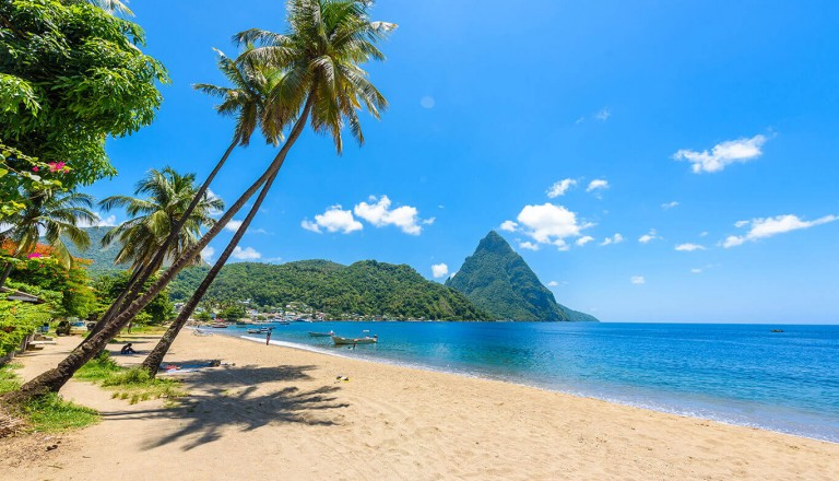 St-Lucia - Anse Chastanet