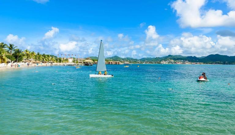 St-Lucia - Pigeon Island