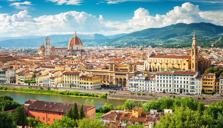 Staedtereise Florenz