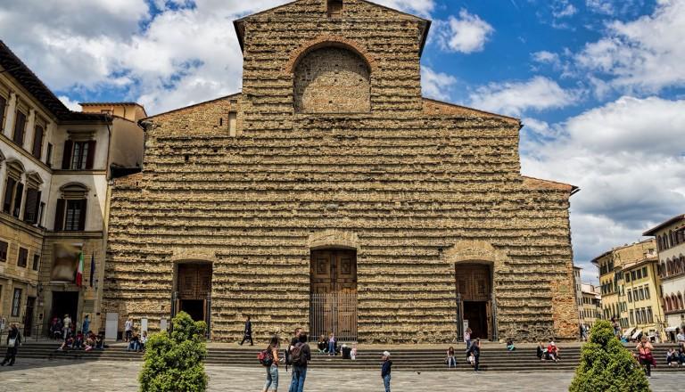 Staedtereise-Florenz-San-Lorenzo.