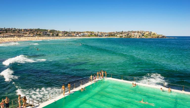 Sydney-Badeurlaub