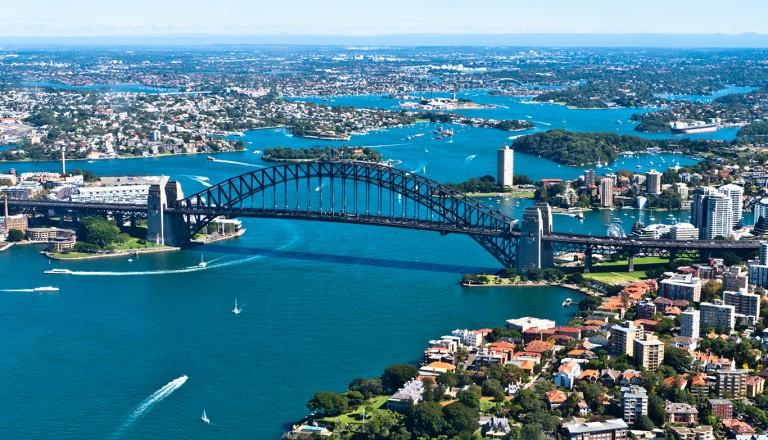 Sydney-Staedtereise