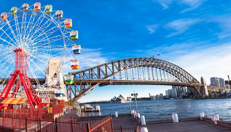 Sydney-The-Rocks