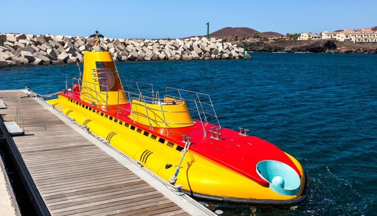 Teneriffa - U-Boot Safari