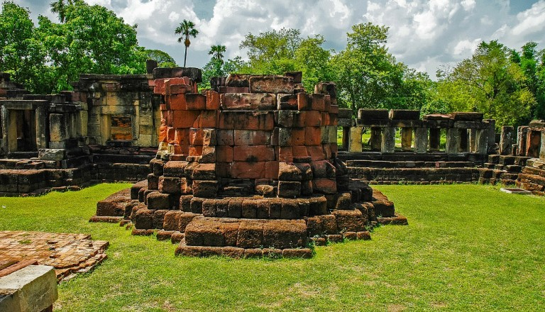 Thailand - Khorat temple-ruins