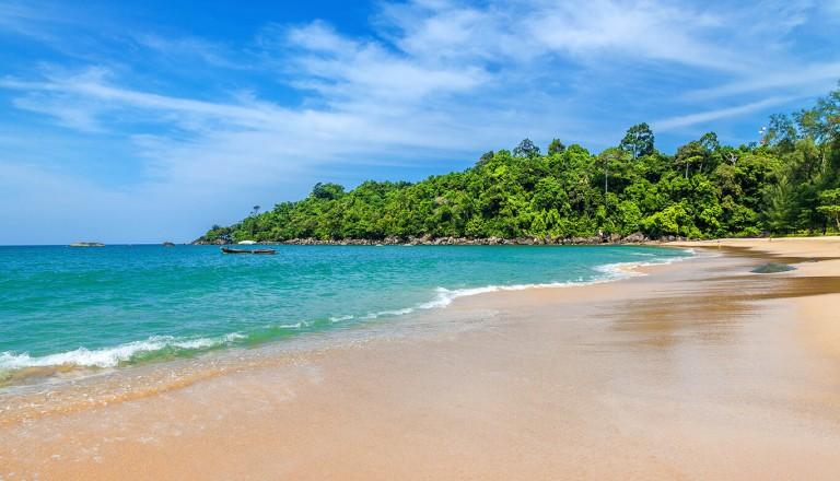 Thailand - Kukak Beach