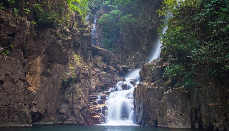 Thailand - Nationalpark Namtok Yong