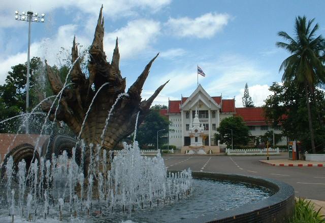 Thailand - Nong_Khai_Old_City_Hall