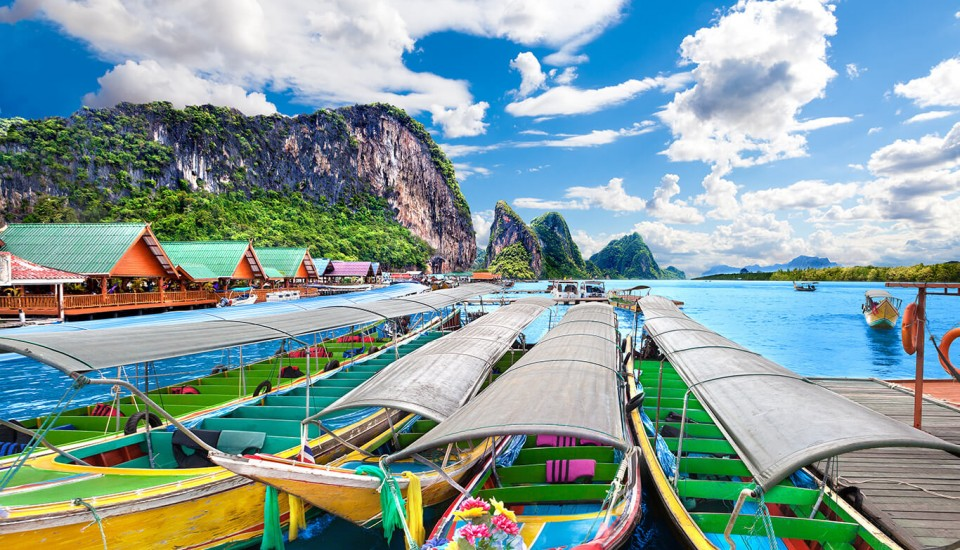 Thailand - Pauschalreise