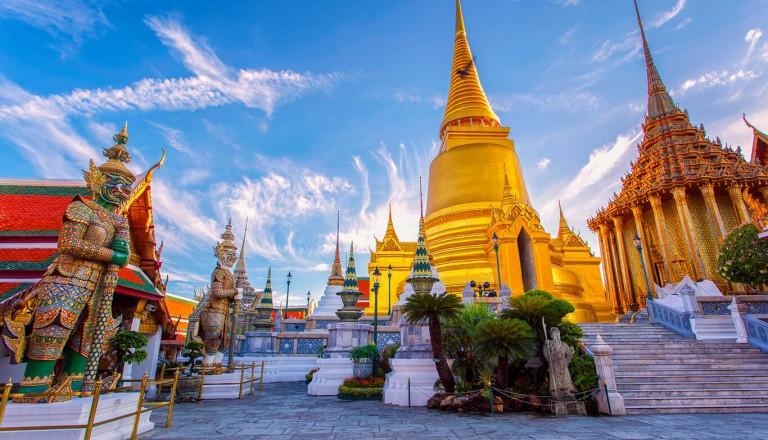 Thailand - Wat Phra Kaeo