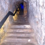 Treppe in den Kasmatten