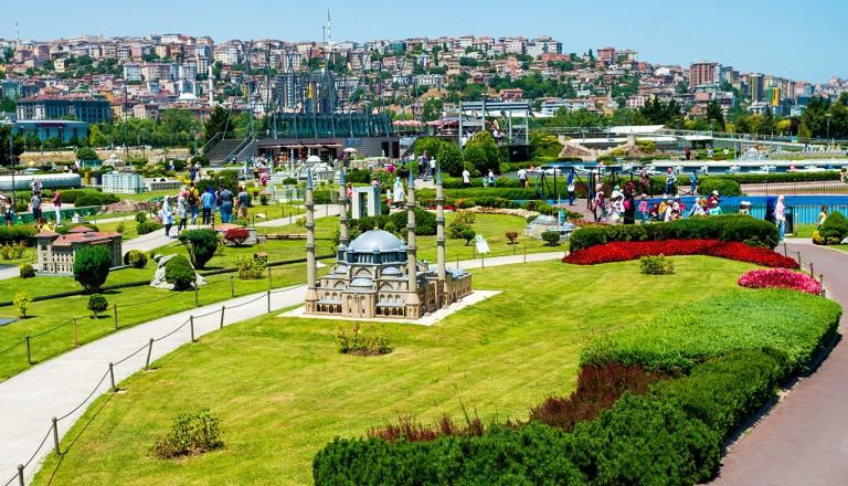Tuerkei - Miniaturk in Istanbul