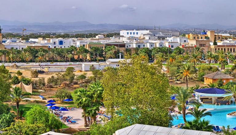 Tunesien-Hotels-und-Resort