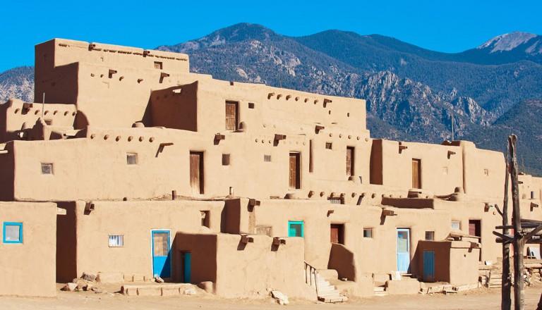 USA - Taos Pueblo