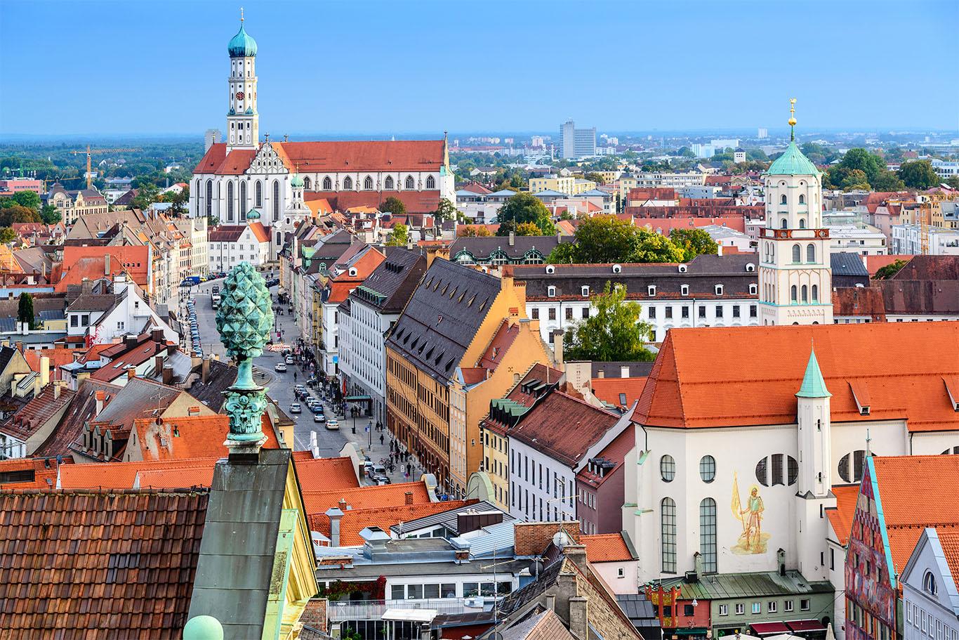 Urlaub-in-Deutschland-Augsburg