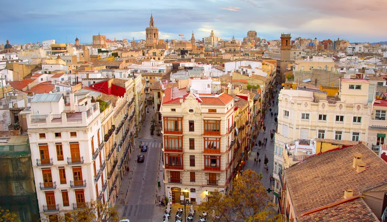 Valencia-Barrio-Russafa