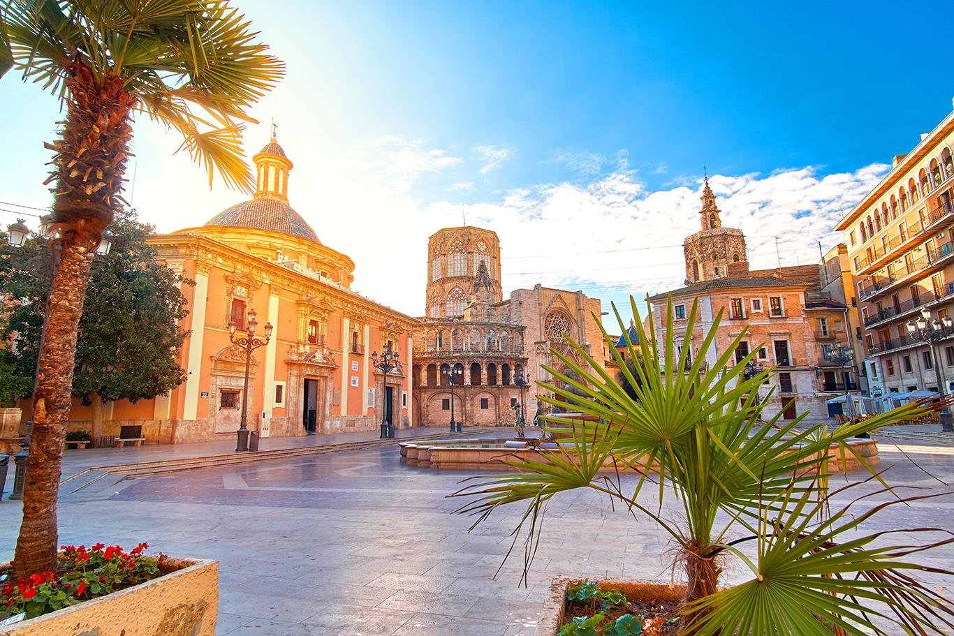 Valencia-Kathedrale