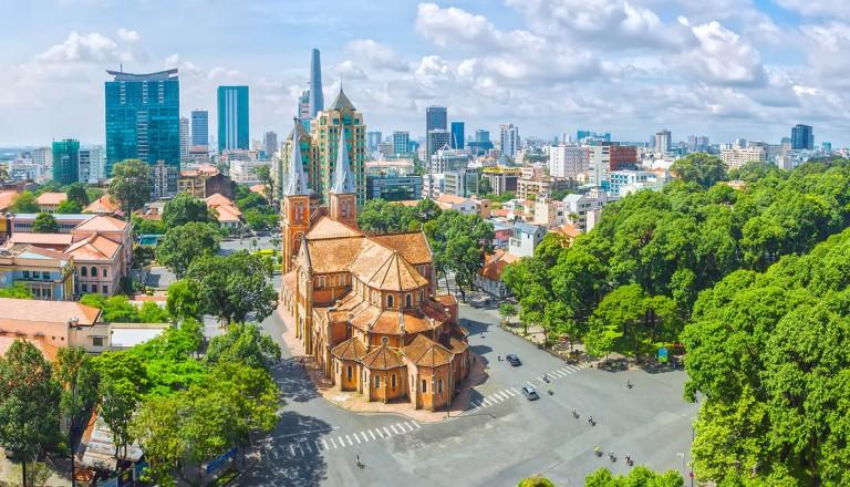 Vietnam - Ho Chi Minh Stadt