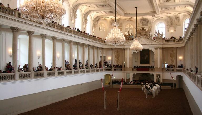 Wien-Spanische-Hofreitschule