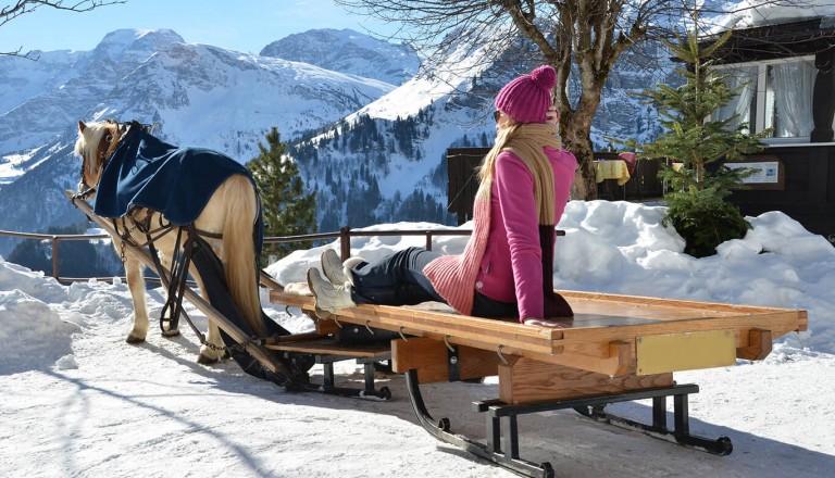 Winterurlaub - Schweiz