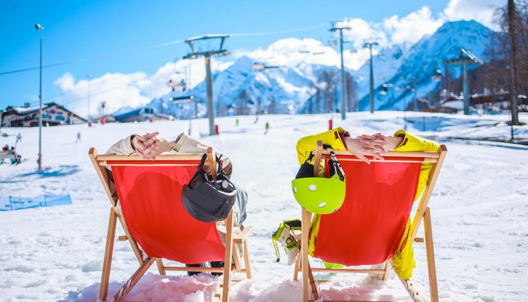 Winterurlaub - Skiurlaub