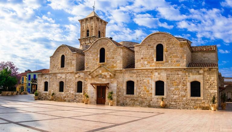 Zypern - Sightseeing in Larnaka