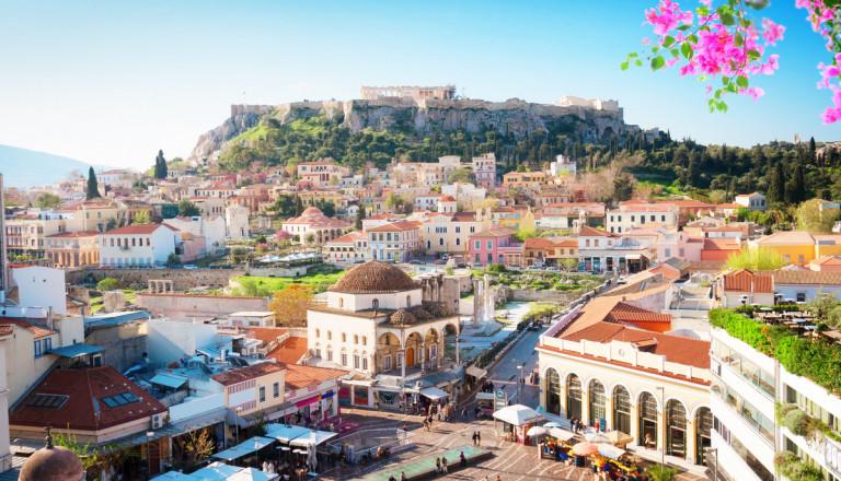 Athen Städtereisen