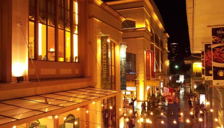 Bangkok Nachtleben