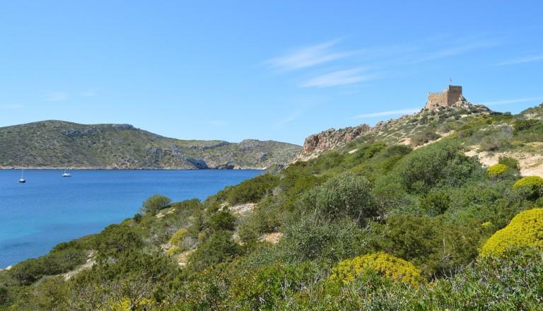 Baslearen - Insel Cabrera