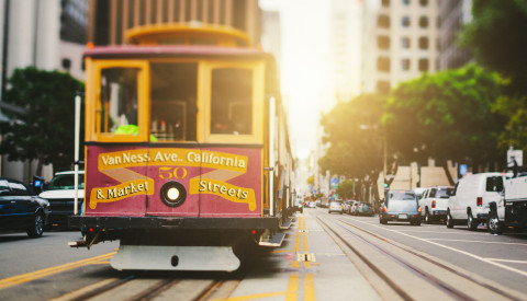 San Francisco Städtereisen