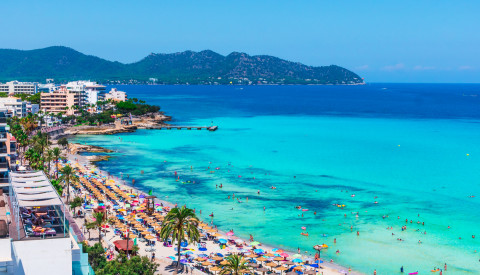 Frühbucher Urlaub Mallorca