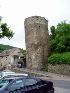 Der schiefe Turm von Dausenau