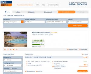 Ägypten Deal Radisson Blu Resort El Quseir